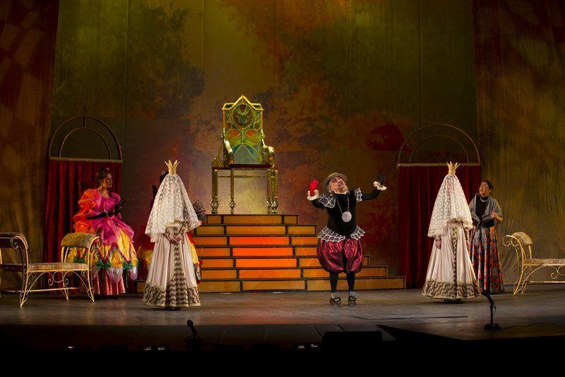 XIII Московский телевизионно-театральный фестиваль «Молодые таланты начала XXI века. Ожившая сказка — 4»