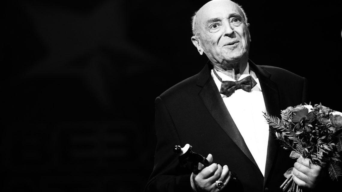 Ушёл из жизни председатель Совета старейшин нашего фонда, народный артист СССР Владимир ЭТУШ