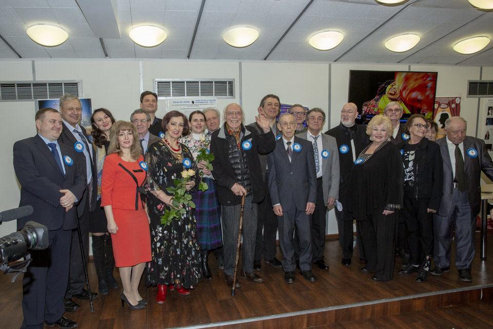 Благотворительная акция, посвящённая Международному дню театра и 210-летию Н.В. Гоголя